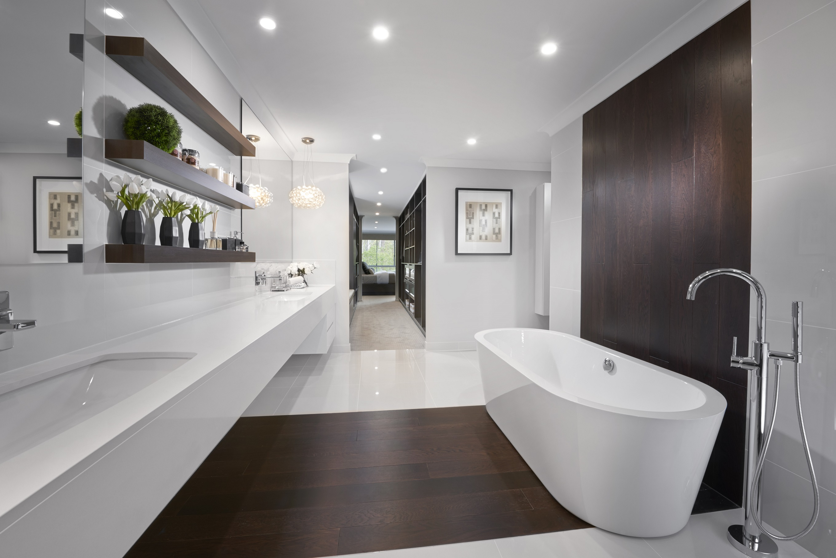 Queensland\'s Best Bathroom Design | Stylemaster Homes