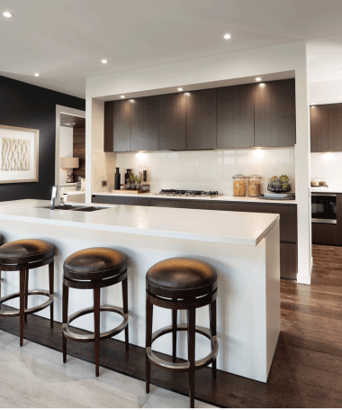 Top 5 Ways To Integrate Your Kitchen And Living Spaces Stylemaster
